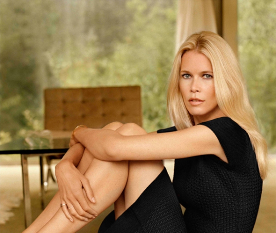 photos collection top model claudia schiffer