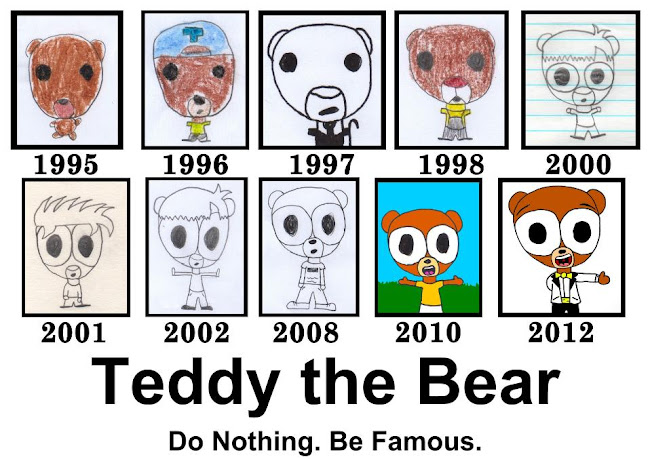 Teddy the Bear (and Other Shenanigans)