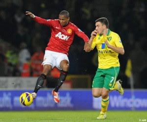Prediksi Skor Manchester United vs Norwich City 2 Maret 2013 Liga Inggris