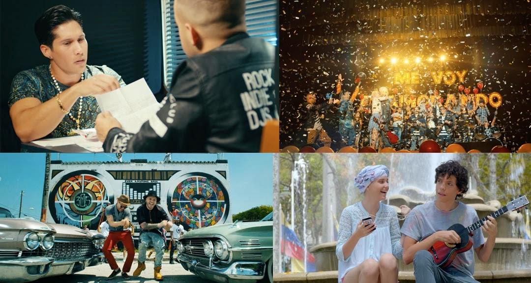 Objetivo Reggaeton: Official Video // Chino & Nacho - Me Voy ...