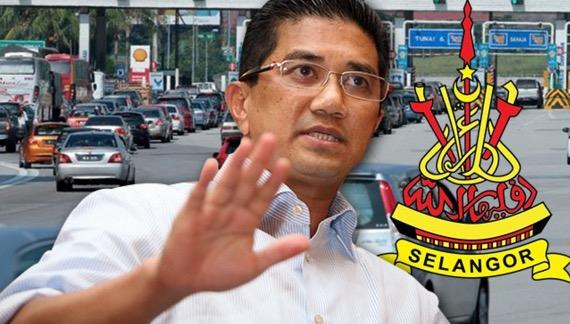 Kerajaan Selangor panggil syarikat konsesi Kesas buat mesyuarat khas