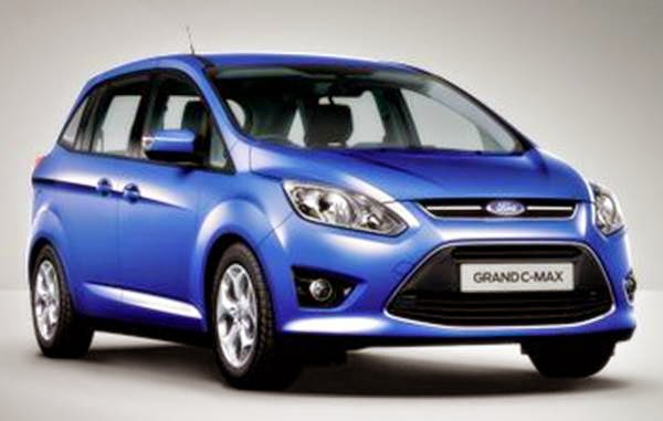 Ford Grand C Max Titanium X Review