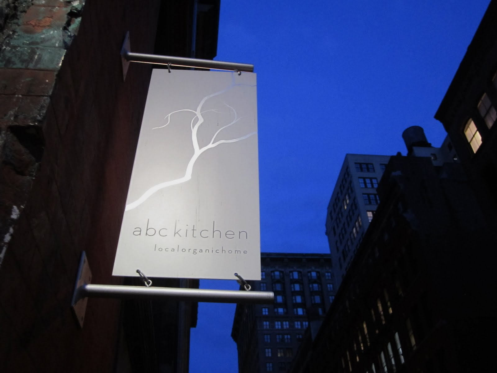 Abc Kitchen Nyc Reservations The Hungry Roach Abc Kitchen