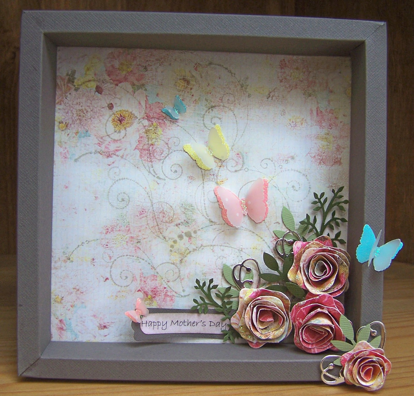 time2craft: Mothers Day Frame