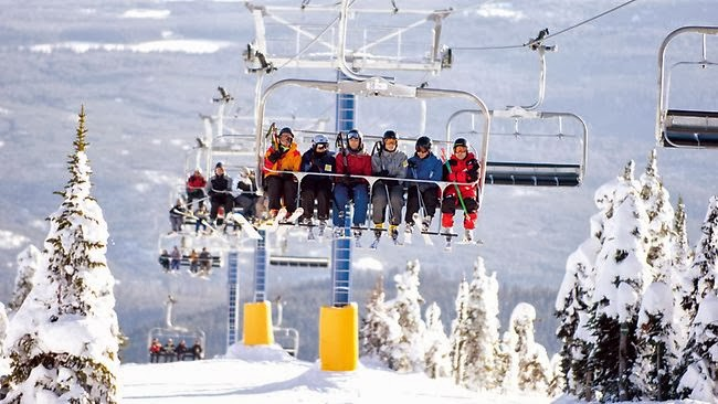 Big White, British Columbia, Canada - The Top Ski Resorts for Families In The World