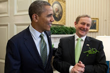 POTUS Celebrates St. Patrick's Day