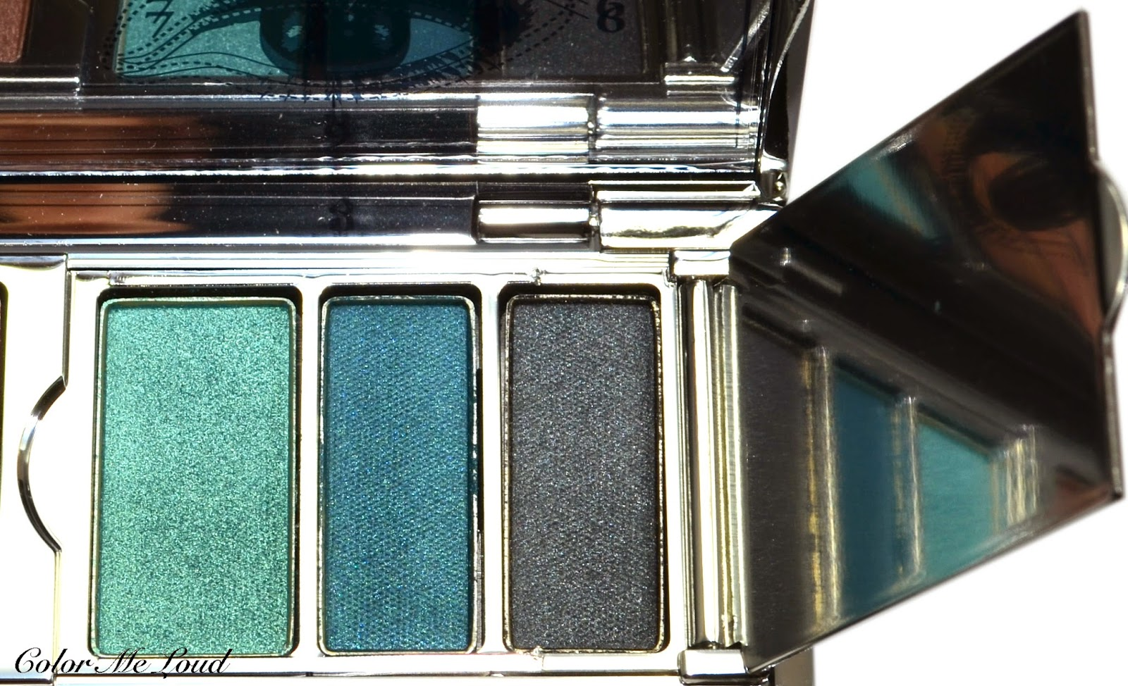 The Pop Shades/Liners: Lancôme My Paris Eye Shadow Palette