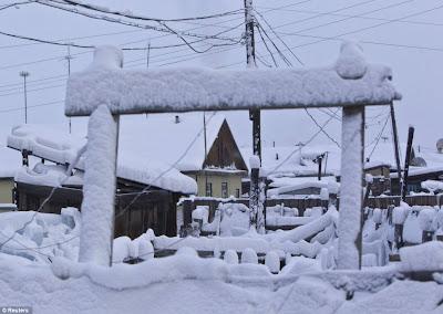 Kampung paling sejuk di dunia
