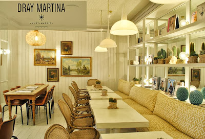 Restaurante Dray Martina Madrid