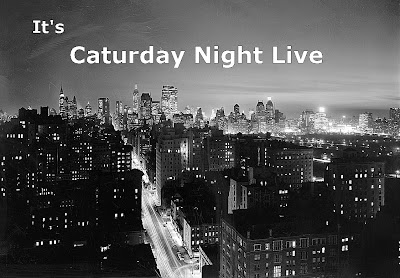 Caturday Night Live Clip Art