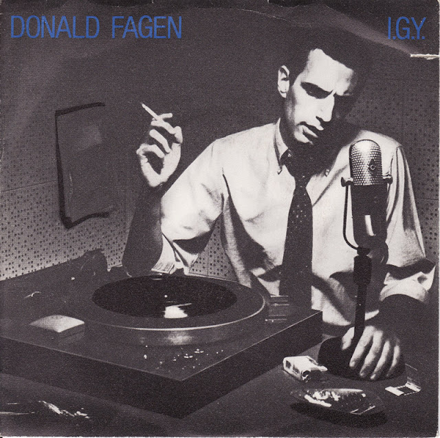 Donald Fagen - I.G.Y. (What A Beautiful World) - copertina traduzione testo video download