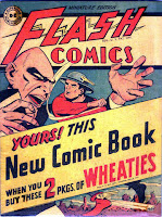 Flash Comics Miniature Edition image