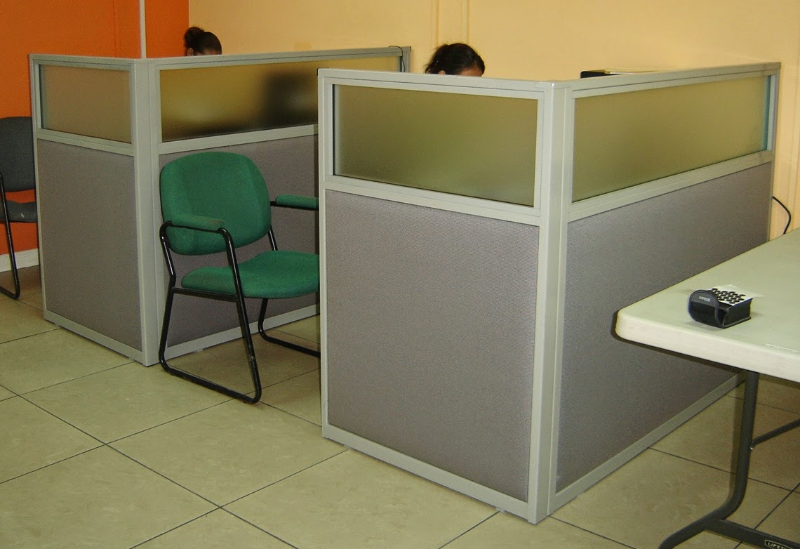 Fabric Office Partitions : Afford office line limited partitions