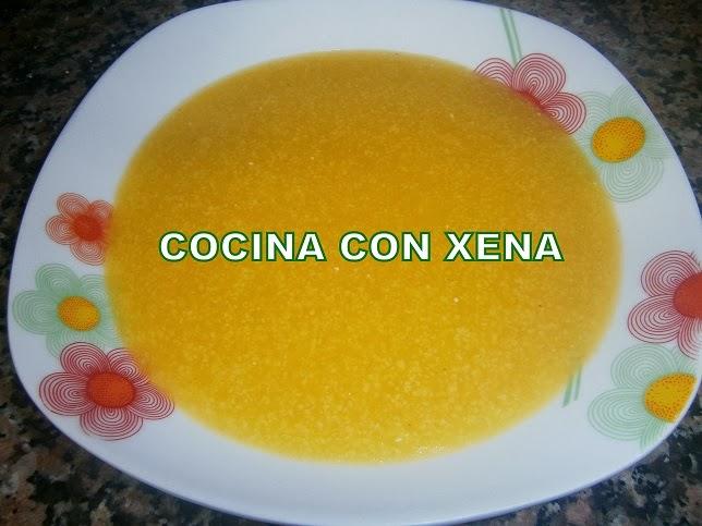 Cocina con xena s mola de arroz en gm d for Cocina con xena olla gm d