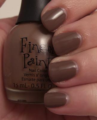 Finger Paints Haute Taupe