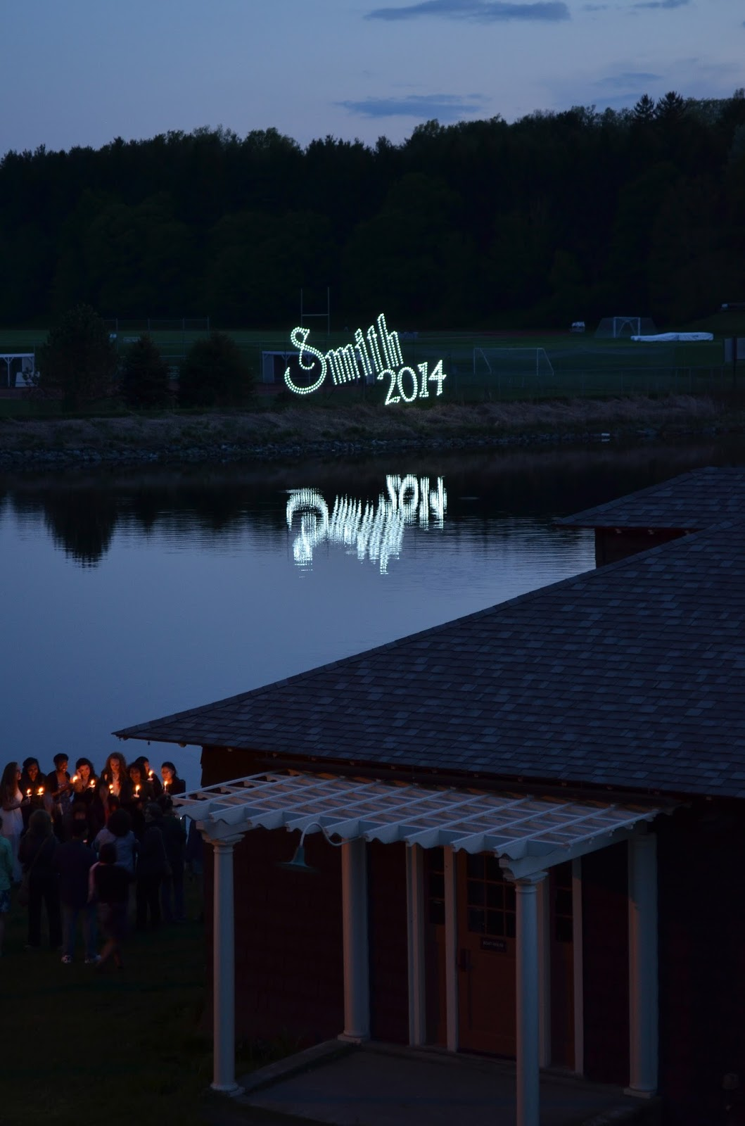 Smith Sign at Illuminations