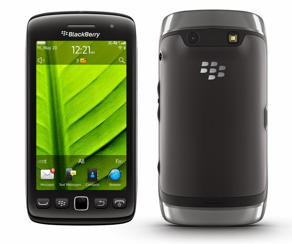 Spesifikasi Blackberry Torch 9860 - Black