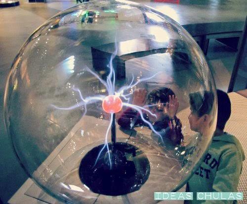 Lámpara de plasma