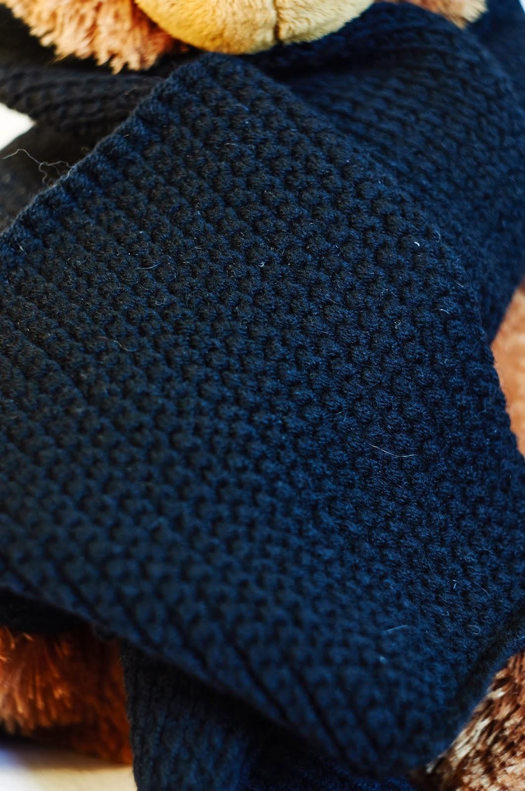Вязание крючком тунисское вязание шарфа
