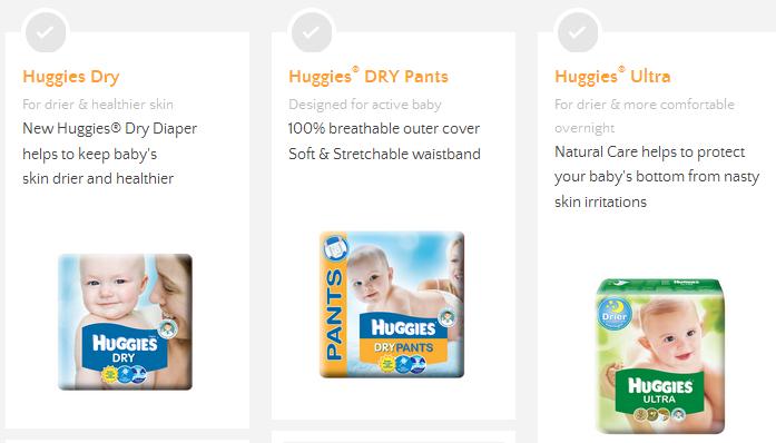 Huggies: Free Huggies Diapers Sample Giveaway | Malaysia Free ...