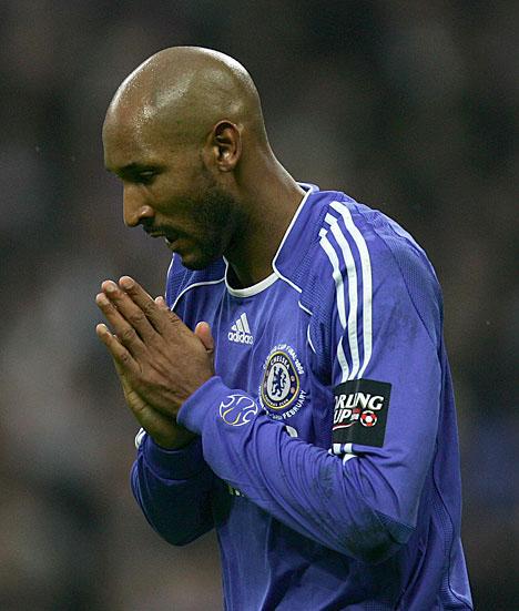 Nicholas Anelka - Chelsea FC (2)