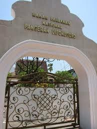 komplek-makam-pahlawan nasional-pangeran-diponegoro