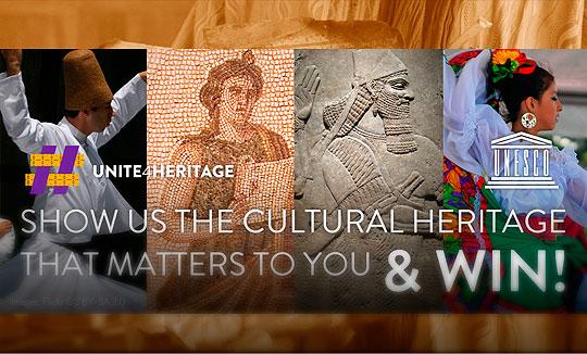 Concurso de Fotografía #Unite4Heritage UNESCO