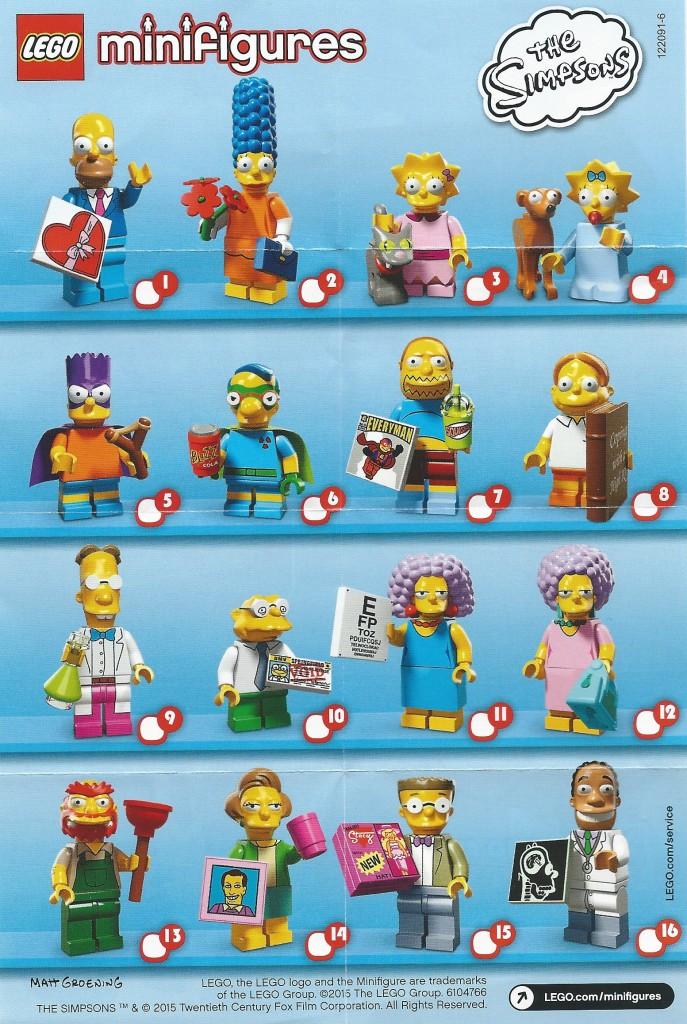 The Minifigure Collector Lego Minifigure Series 1 18 Ninjago