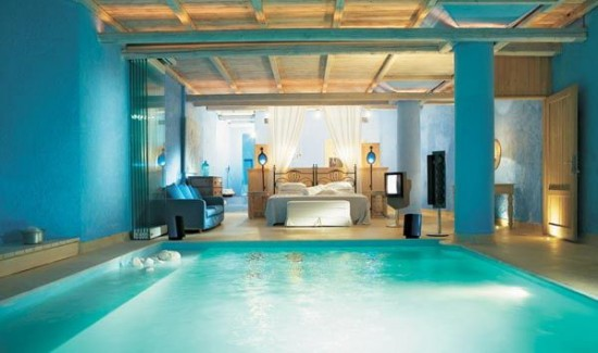 Fabulous master bedrooms totally pinteresting for Interior design bedroom with pool