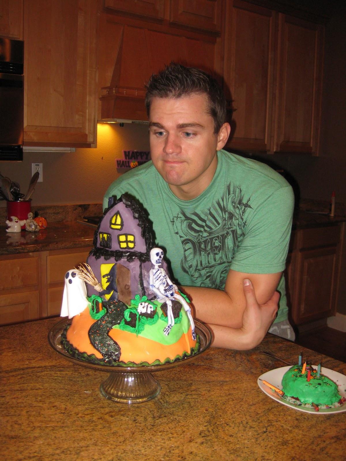 Happy Birthday Cake To Me