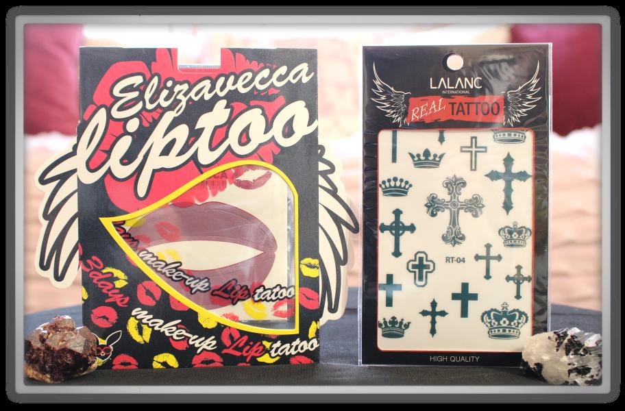 겟잇뷰티박스 by 미미박스 memebox beautybox Superbox #59 Halloween Special unboxing review elizavecca lip tattoo lalanc real tattoo