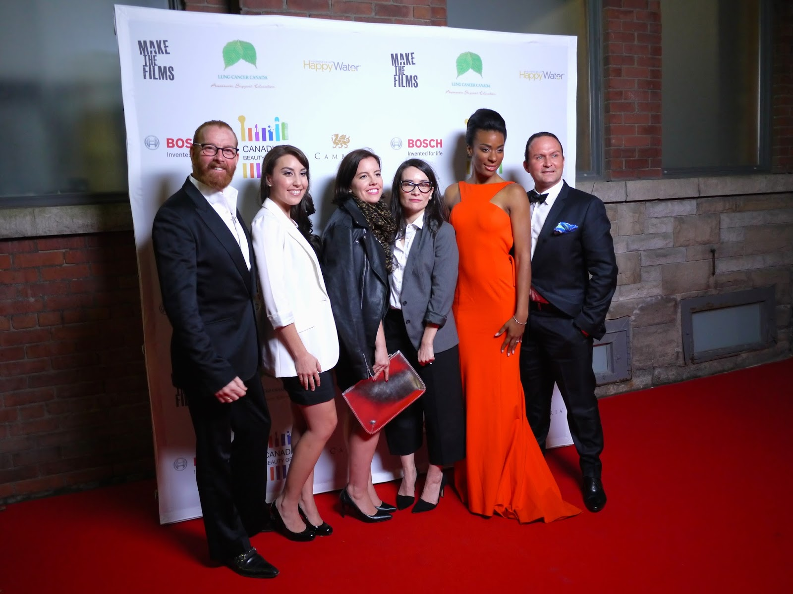2014 Canadian Beauty Innovations Awards and Beauty Ball