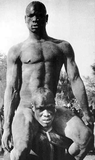 butt naked sexy natives