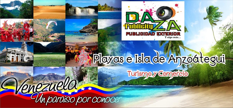 DAZA PUBLICITY todo en publicidad Turismo y Comercio
