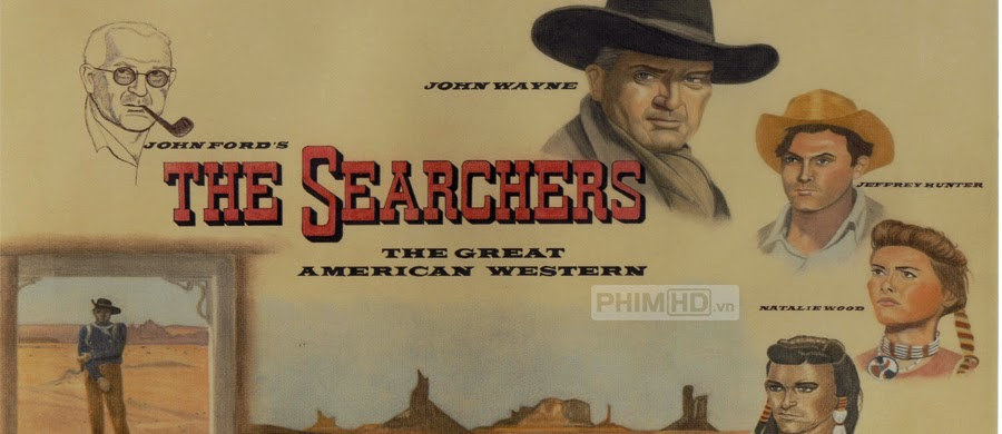 Phim Cuộc Truy Lùng VietSub HD | The Searchers 1956
