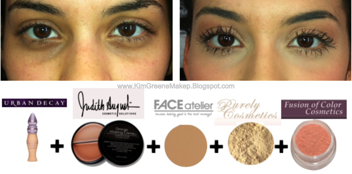 Best eye makeup dark circles