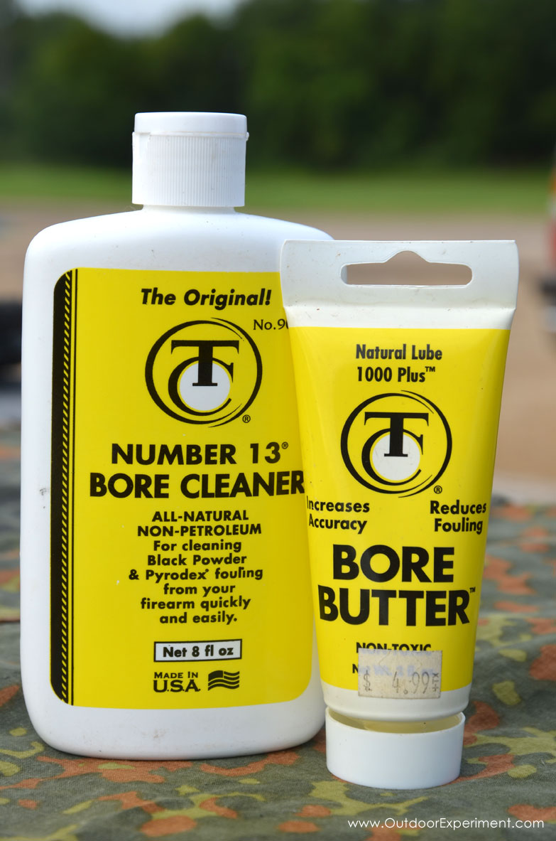 Bore Butter & Thompson Center Cleaner