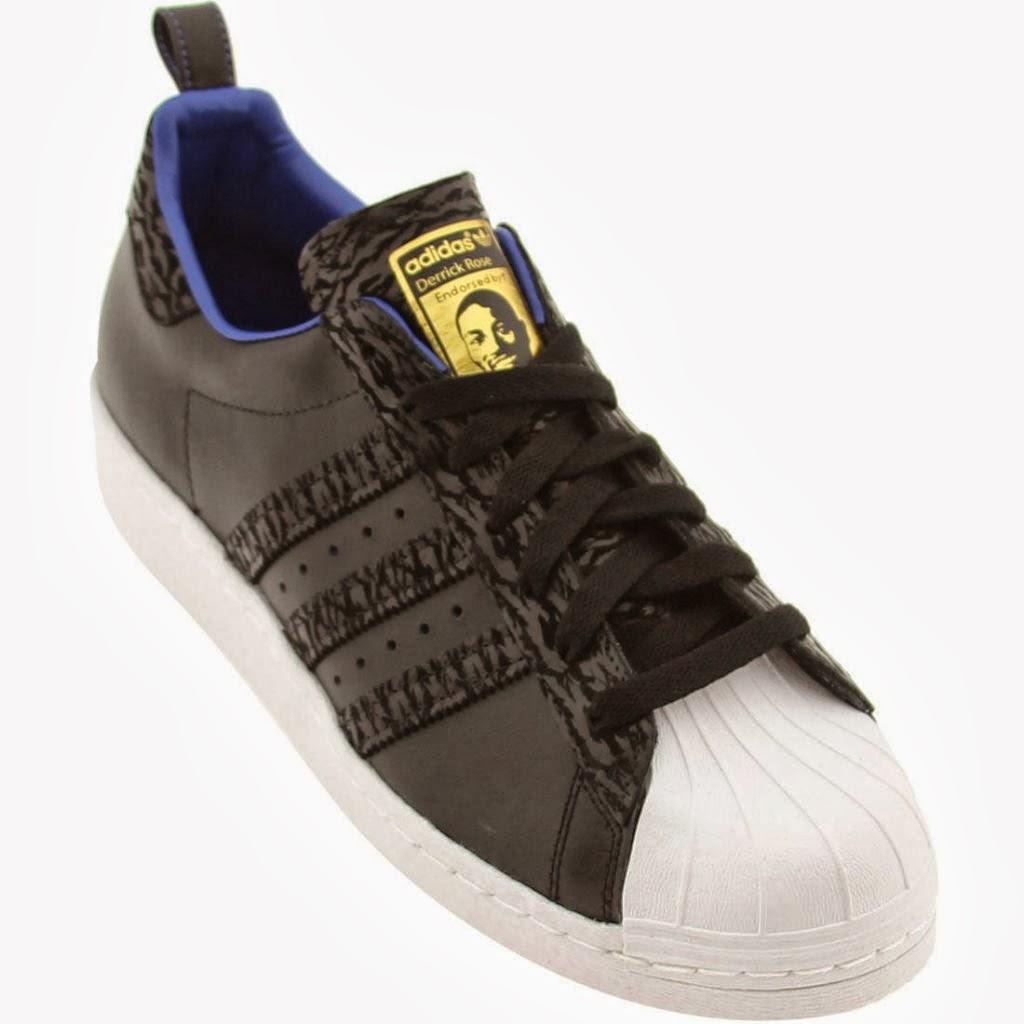 de3797db9067 adidas Originals Superstar 80s - Derrick Rose ~ ~ EffortlesslyFLY