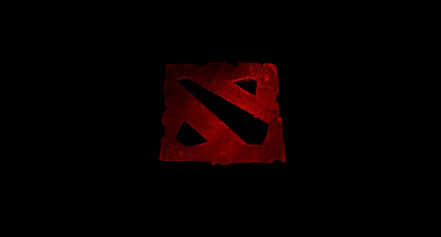 dota 2 logo HD ... Dota 2 Logo Wallpaper Hd