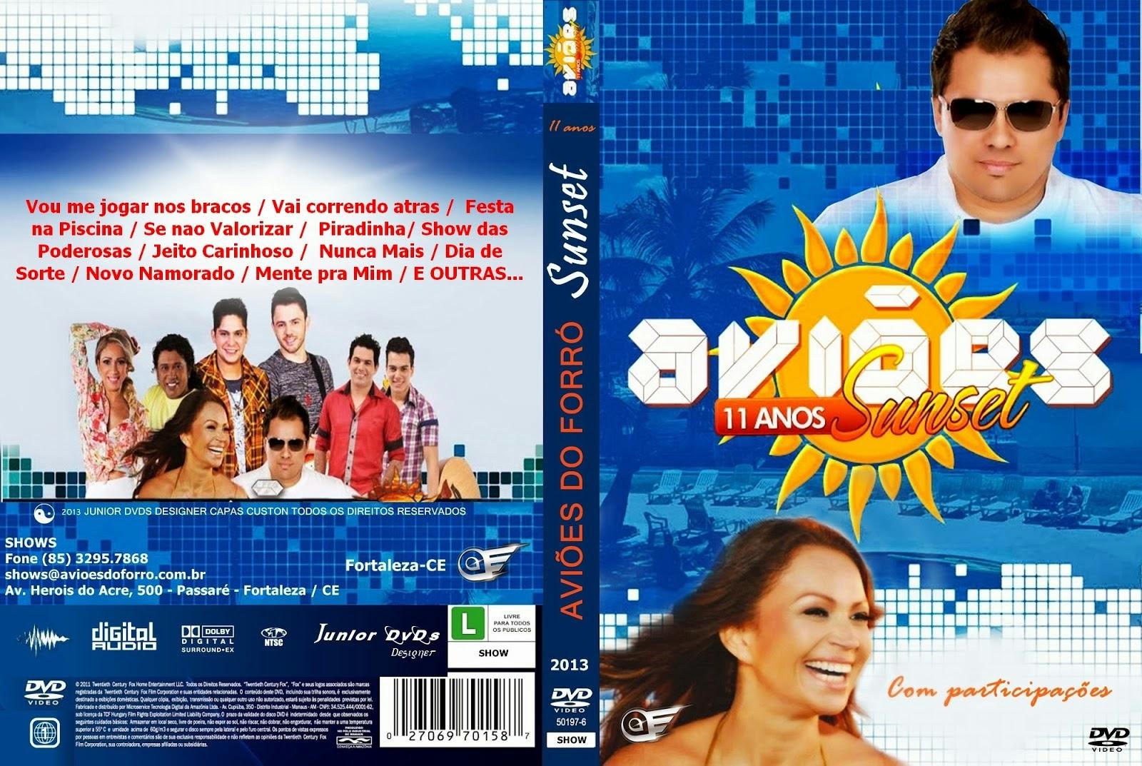ASSISTIR DVD - Aviões Do Forró