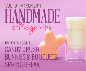 Handmade eMagazine - March 2014