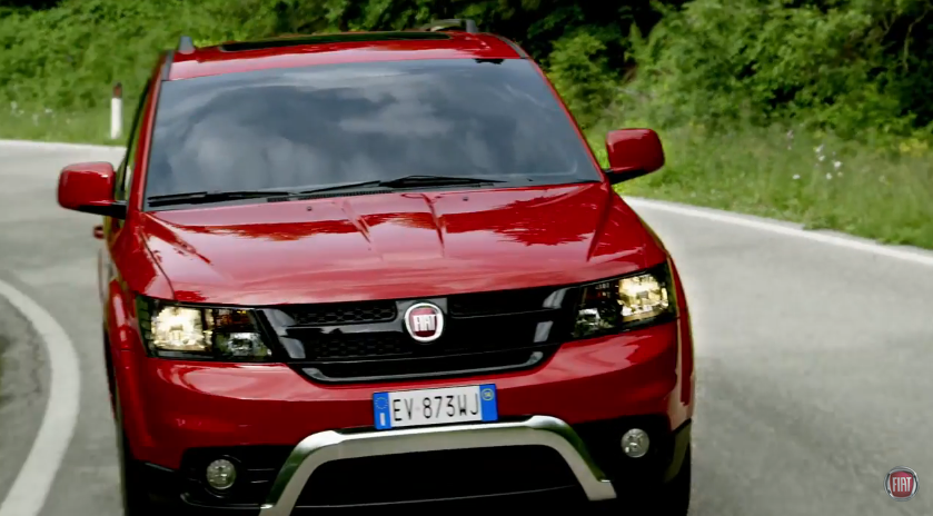 Canzone pubblicità Fiat Freemont Cross Aprile 2015