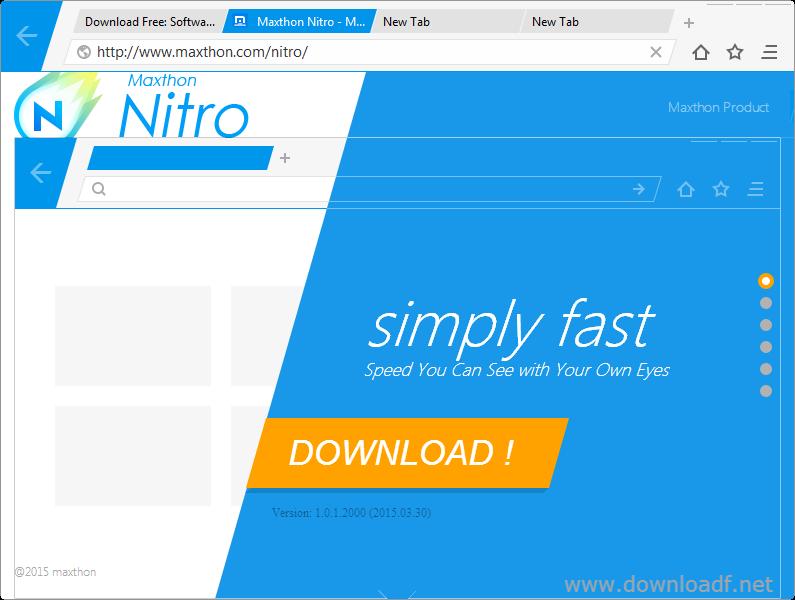 mxnitro browser