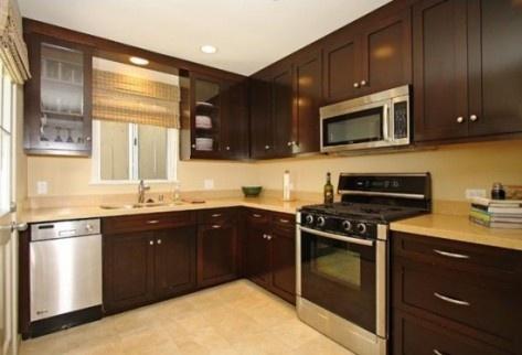 fotos de gabinetes de cocina modernos - Cocinas modernas Ideas, fotos, consejos, tendencias