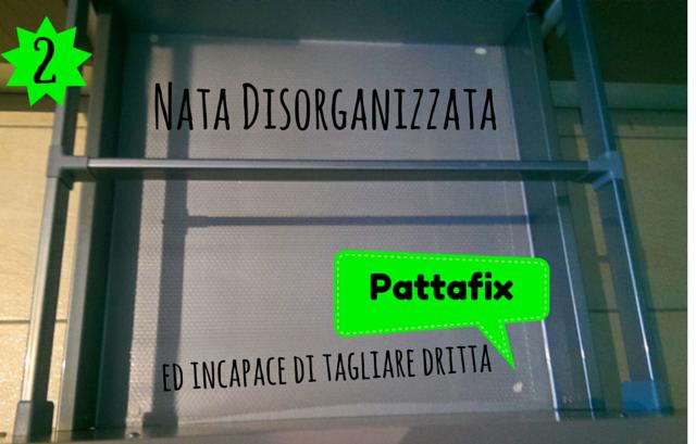 usare pattafix per fissare