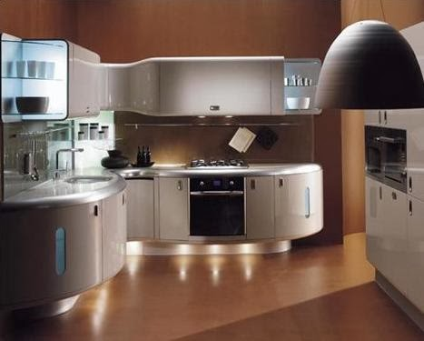 harga dapur minimalis modern