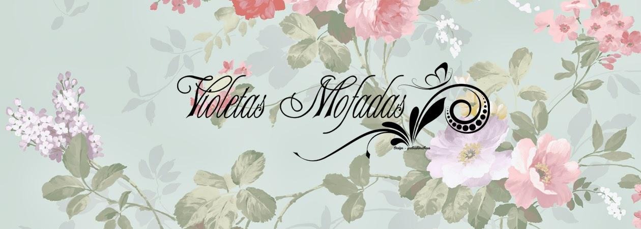 Violetas Mofadas