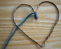 decoracion de corazones