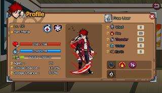Ninja Saga - Reank Clan Squad