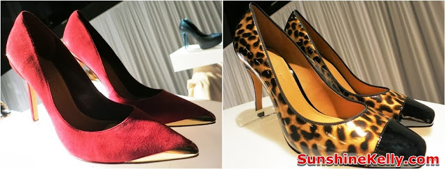 charles & keith, shoes, handbag, latest trend, autumn winter 2013 collection, high heels